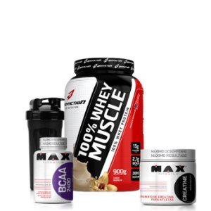 100% Whey Combo - Bodyaction