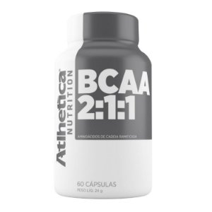 BCAA Pro series (60caps)  - Atlhetica