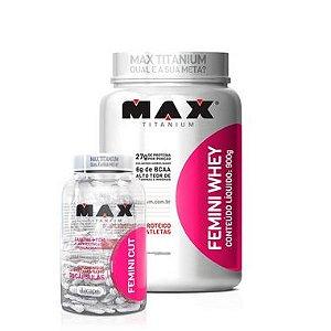 Femini Cut Combo (900g) - Max Titanium