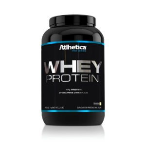 Whey Protein (1kg) - Atlhetica