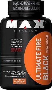 Fire Black (60 cps) - Max Titanium