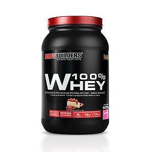 100% Whey Protein (900g) - Bodybuilders