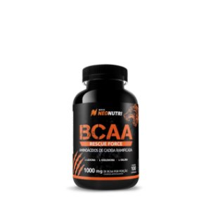 Bcaa Rescue Force (100 Cáps) - Neo nutri