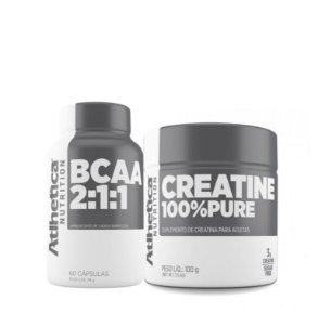 Bcaa + Crea Combo - Athletica Nutrition