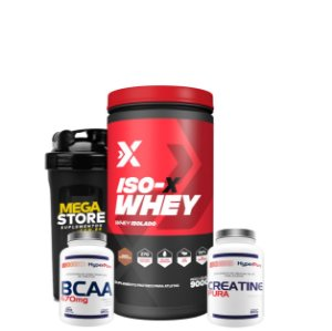 Iso-X Combo (900gr) - Expand Nutrition