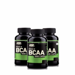 3x BCAA (60caps) - ON