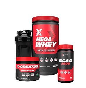 Mega Whey Combo (900g) - Expand Nutrition