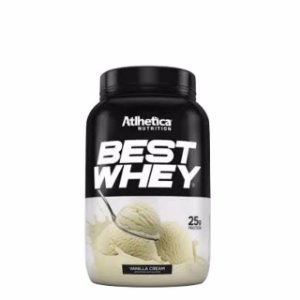 Best Whey (900g) Atlhetica Nutrition - Vanilla Cream