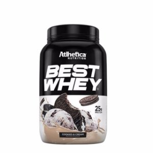 Best Whey (900g) Atlhetica Nutrition - Cookies And Cream
