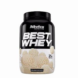 Best Whey (900g) Atlhetica Nutrition - Beijinho de Côco
