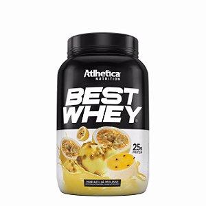 Best Whey (900g) Atlhetica Nutrition - Mousse de Maracuja