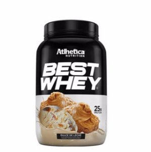 Best Whey (900g) Atlhetica Nutrition - Dulce de Leche