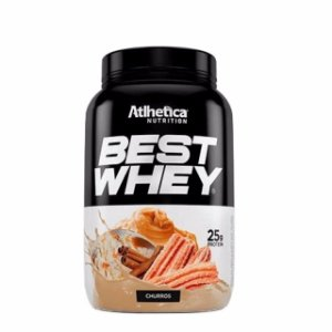 Best Whey (900g) Atlhetica Nutrition - Churros