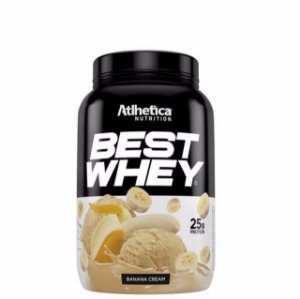 Best Whey (900g) Atlhetica Nutrition - Banana
