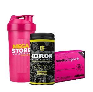 Combo kiron + Soma Pro Woman - Iridium Labs