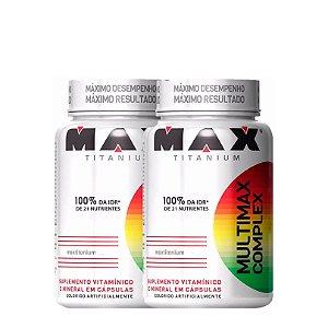 Combo 2x Multimax Complex - Max Titanium