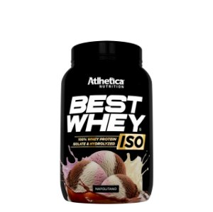 Best Whey Iso (900g) - Atlhetica Nutrition - Napolitano