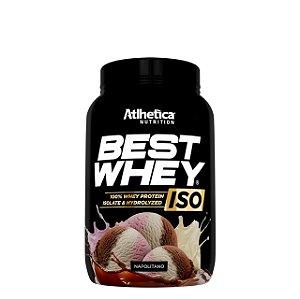 Best Whey Iso (900g) - Atlhetica Nutrition - Napolitano