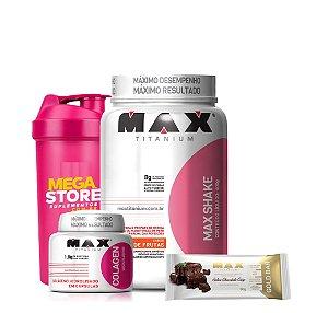 Skin Protection Combo (400g) - Max Titanium