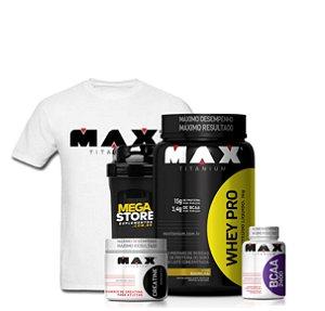 Combo Max Pro (900g) - Max Titanium