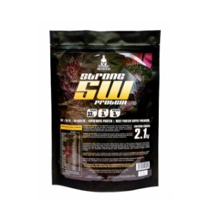 Whey 5W (2,1kg) -  Strong Nutrition