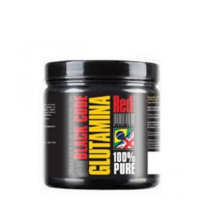 Black Code Glutamina (300g) - Red Series