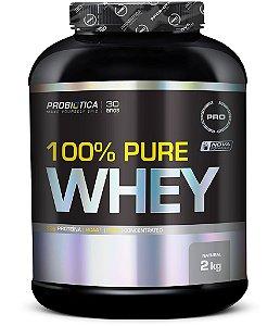 100% Pure Whey (2k) - Probiótica