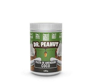 PASTA DE AMENDOIM COCO COM WHEY PROTEIN (1KG) - DR. PEANUT