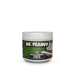 PASTA DE AMENDOIM COCO COM WHEY PROTEIN (500g) - DR. PEANUT