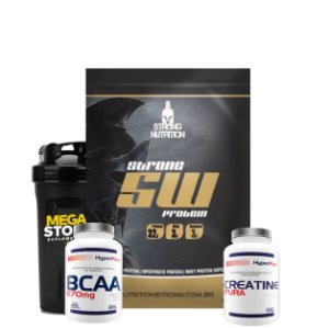 STRONG COMBO (2.1KG) - STRONG NUTRITION