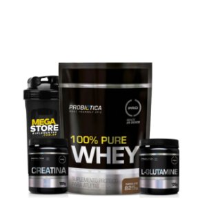 100% Combo Pure (825g) - Probiotica