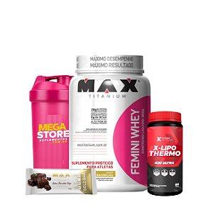 Protein Femini Combo (900g) - Max Titanium