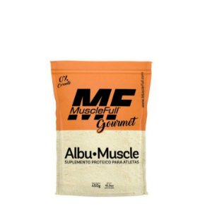 Albu-Muscle (450g) - Muscle Full