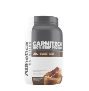 Carnitech 100% Beef Protein (900g) - Atlhetica Nutrition