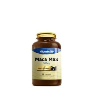 Maca Max 500mg (90 caps) - Vitaminlife
