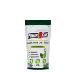 Stevia e Eritritol (180g) - Power One