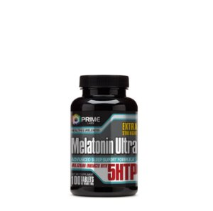 Melatonin Ultra (100 Tabs) - Prime Labs