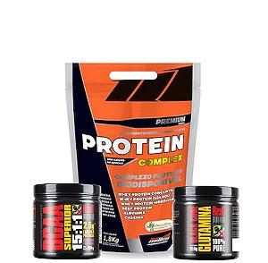 Protein Code Combo (1,8kg) - New Millen