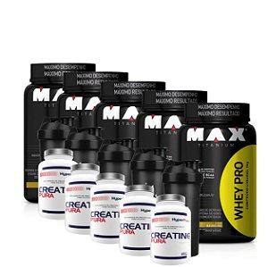 Max Kit Atacado - Max Titanium