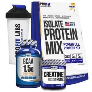 Combo Whey Isolate Protein Mix - Profit