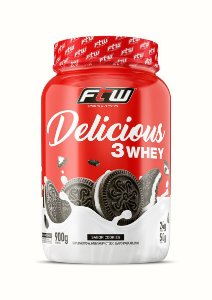 Whey Delicious Ftw 900g