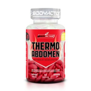 Thermo Abdomen (120caps) - Body Action