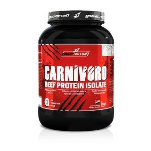 CARNIVORO BEEF PROTEIN ISOLATE (900g) - BODY ACTION