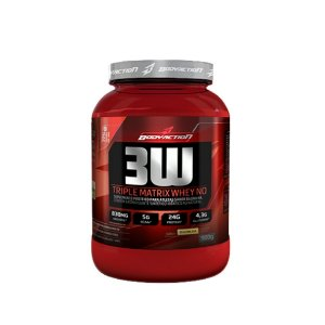 3W TRIPLE WHEY MATRIX NO (900G) - TITANIUM SERIES - BODY ACTION