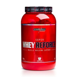 SUPER WHEY REFORCE 900g - INTEGRALMEDICA