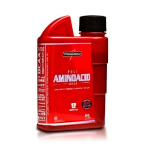 POLIAMINO ACID 38000 COM ZMA CR 600ml - INTEGRALMÉDICA