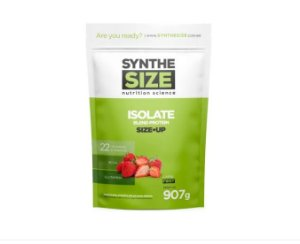 SIZE UP ISOLATE BLEND PROTEIN 907G - REFIL - MORANGO