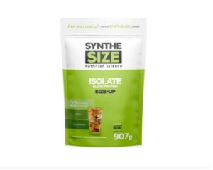 SIZE UP ISOLATE BLEND PROTEIN 907G - REFIL - CAPPUCCINO