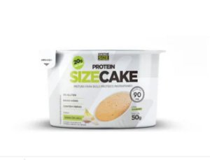 SIZE CAKE PROTEIN - BANANA COM CANELA