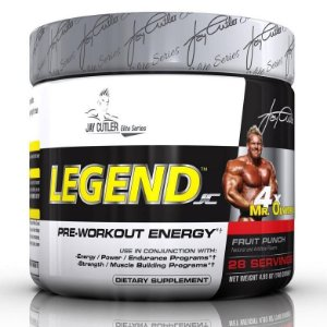 LEGEND PRE-WORKOUT - (140g) - JAY CUTLER ELITE SERIES